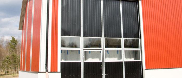 AJAB 4-delad industriport